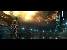 Daft Punk - Fall: Tron Legacy Music Video (DJ DLG Lazor Legacy Mix) HD 1080p