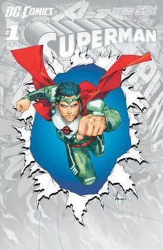 "Lobdell Explores Krypton in ""Superman"" #0 - Comic Book Resources"