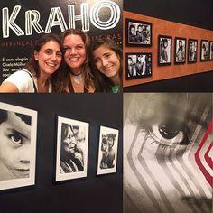 Em cartaz a partir de hoje no Museu Histórico do Exército, no Forte de Copacabana, no Rio, a linda exposição de fotografias 'Krahô - Heranças Culturais Brasileiras', de Gisa Müller. #culturabrasileira #krahô #fotografiaspxb #exposição #indio #etnia