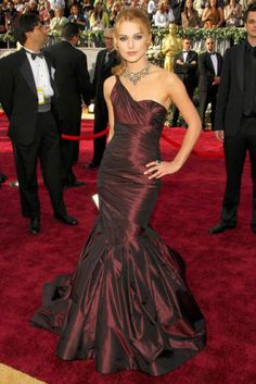 fave Oscar dress ever... Keira Knightley in Vera Wang at the 78th Academy  Awards in 2006
