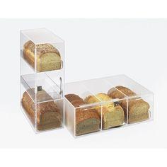 Classic 3 Tier Bread Case