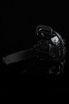 all black chainsaw sculpture art justin sullivan the black atlas los  angeles gallery award tom ford rick owens philip lim damir doma 448282abe18
