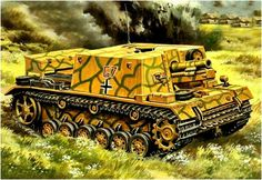 Stug S IG 33 Luftwaffe, Self Propelled Artillery, Ww2 Pictures, Tank Destroyer, Armored Fighting Vehicle, Ww2 Tanks, Battle Tank, German Army