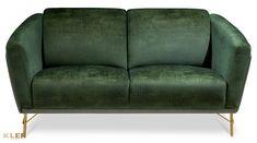 #kler #meblekler #klermeble #klerdesign #designkler #excellence #klerexcellence #wnętrza #Gondoliere #green #zieleń #zielonyakcent #złoto #gold #new  #sofa #salon #projektowanie #design #meble #dom #komfort #jakość #quality #wypoczynek #styl  #style #modern #relaks #relax #furniture #furnituredesign #interior #interiordesign #home  #dom #dodatki #dekoracje #homedecor #stolik #stolikkawowy #coffeetable Teak, Love Seat, Couch, Dom, Green, Furniture, Home Decor, Design, Living Room