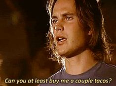 Pin for Later: 33 Reasons Tim Riggins Will Forever Have Your Heart Meanwhile, he totally has his priorities straight.