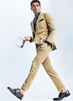 Arthur Kulkov for GQ Style by Tom Schirmacher