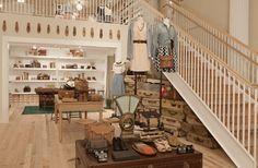 Adorable shop interior