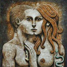 Anima and animus are mediators between the conscious and the unconscious psyche. They can be understood when they appear, personified, in fantasies, dreams, visions.