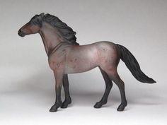 Custom CM Breyer Stablemate G4 SH to Mustang Mare x L. Elkjer ++++ ...