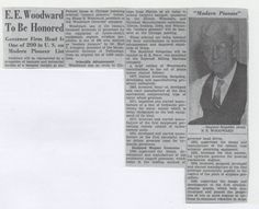 Elmer Woodward - a Modern Pioneer of Prime Mover Controls from the oldwoodward.com archives.