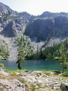 Klamath National Forest - I can't wait to go back. My grandfather grew up in Seiad Valley, CA. You