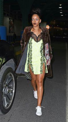 #Rihanna #streetstyle