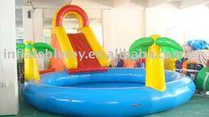 #inflatable pool, #kids inflatable pool, #children's inflatable pool