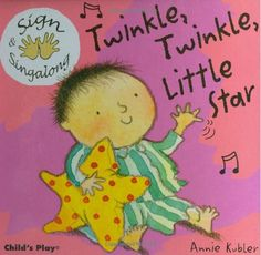 ASL Gifts for Deaf Toddlers & Children of Deaf Adults