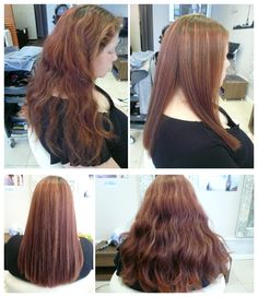 Japanese Hair Straightening Thermal Condition New York