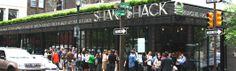 Shake Shack | Best Vegetarian Burger ('Shroom Burger), Best Chicken Dog and Best 'Concrete' (Liberty Shell)