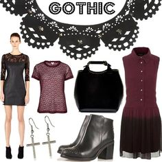 Shopping Romantic Gothic