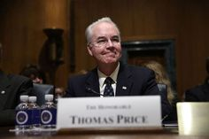 Bombshell: Tom Prices private flights have cost taxpayers...