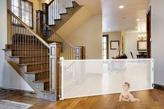 Retract-A-Gate United States (US) ~ Retractable Baby Gate by Smart ...