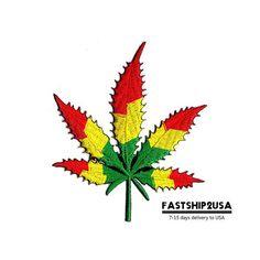 1 Inch D Pin Button Badge Cannabis Weed Leaf Rasta Rastafarian Flag 25mm