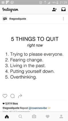 Overthinking... How can I quit that? I don't know what to do... I like thinking and going too deep while doing so.