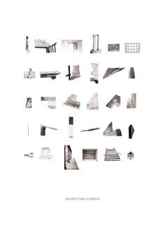 Distinguishing and manipulating architectural elements crucial for the investigation. Edvard Lindblom archisketchbook - architecture-sketchbook, a pool of architecture drawings, models and ideas - 26.10.14 / sketch / architectural elements ...