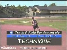 Track & Field: High Jump Technique and Coaching