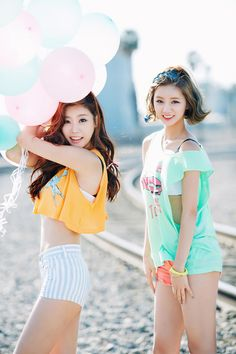 [OFFICIAL] Sojin & Hyeri – Concept Photo For 'Everyday lV' 1067x1600