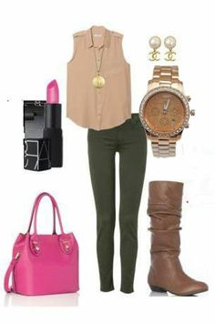 Michael Kors Crystals Dial Rose Gold Watch