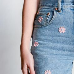 Random Acts of Pastel / Daisy Chain Denim