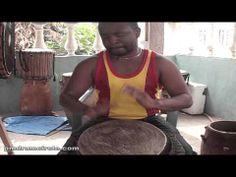 African Drumming Lesson   Senegal Rhythm - YouTube