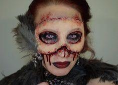 halloween mask GIF.
