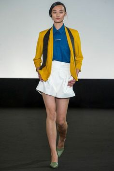 Look 30: Herms Spring 2013 RTW