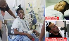 Nigerian woman racked up £500k NHS bill during stop-over to UK #DailyMail