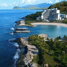 Hawaii - Oahu island - Ihilani @Kathy Lundmark