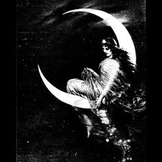 Goddess Of The Moon | in the earliest societies that revered the moon as the goddess the ...