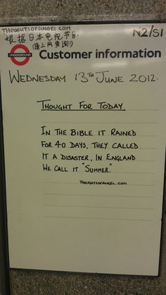 At least someone at Tfl has a sense of humor. Thought of the day from Angel Station, London. Memes Humor, Jokes, Starwars, Growing Up British, British Memes, British Quotes, Funny Quotes, Funny Memes, Hilarious