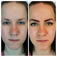 Kestopigmentointi kulmille.  Ensimmäinen käyntikerta on 199€. Permanent make up for eyebrows. First visit 199€.