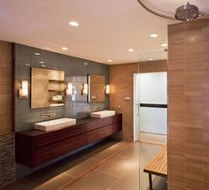 Bathroom Lighting Ideas, 16 Cool Ideas   - For more go to >>>> http://bathroom-a.com/bathroom/bathroom-lighting-ideas-a/  - Bathroom Lighting Ideas, Every home has a bathroom and every bathroom have a design. Fortunate homes have bathrooms that are properly designed because this increases the value of the homes. By using different bathroom lighting ideas, you will be able to update your bathroom in the most ...