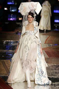 john+galliano+haute+couture+2005 | Christian Dior