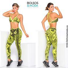 b769d5a8eab Prendas modernas para ir al gym. Diseños atractivos y únicos. Enterizo  Deportivo, Ropa