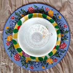Cute and Colorful Vintage China Whimsical 5 by WhiskeyInTheTeacup, $25.00