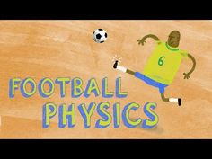 The physics behind one of the most magnificent goals in the history of football: