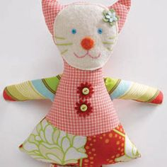 Learn to embellish sewing using a variety of techniques. #Sew