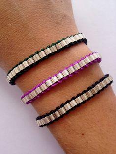 https://www.etsy.com/listing/169742024/ladder-frienship-bracelet-with-silver?ref=related-4