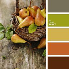"""""""пыльный"""" желтый, """"пыльный"""" зеленый, """"пыльный"""" рыже-коричневый, горчичный, кирпично-красный цвет, насыщенный оранжевый, оттенки коричневого, салатовый, серо-зеленый, холодные оттенки осени, цвет сухого гороха, цвет тыквы, цвета"""