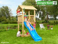 Ons tuinhuisje! Jungle Casa - Speeltorens
