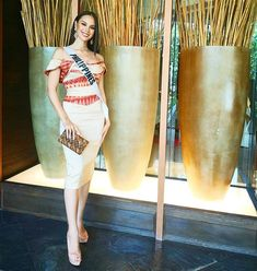 Catriona Elisa Magnayon Gray - Philippines - Miss Universe 2018 Miss Universe Philippines, Miss Philippines, Queen Aesthetic, Aesthetic Girl, Grey Fashion, Fashion Wear, Fashion Outfits, Miss Independent, Wardrobe Makeover