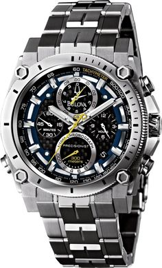 Bulova-Precisionist-Chronograph Sale! Up to 75% OFF! Shop at Stylizio for women's and men's designer handbags, luxury sunglasses, watches, jewelry, purses, wallets, clothes, underwear