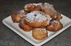 How to make Southern Plate Apple Fritters Recipe